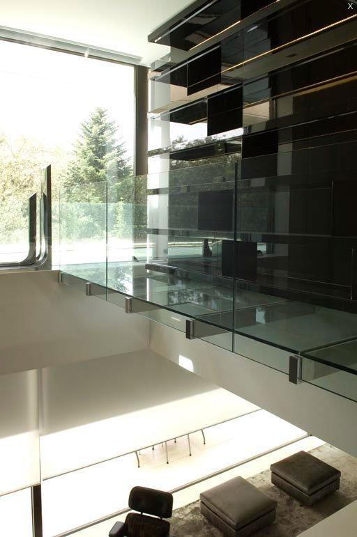 Barandillas de cristal vetrolux espacios en vidrio 15 - Suelos de cristal ...