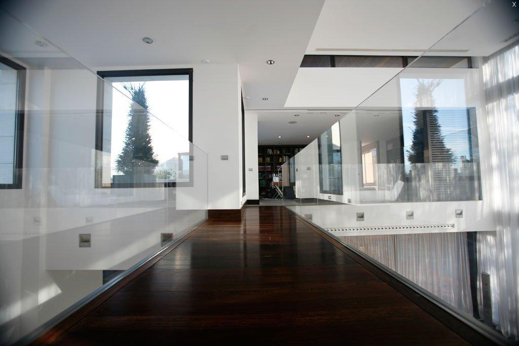 Barandillas de cristal vetrolux espacios en vidrio 26 - Suelos de cristal ...