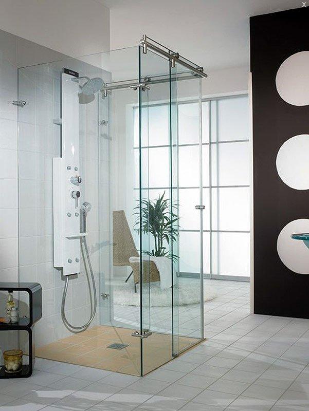 Mamparas de ducha vetrolux - Mamparas de bano de cristal ...
