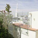 espacios en vidrio barrio salamanca madrid