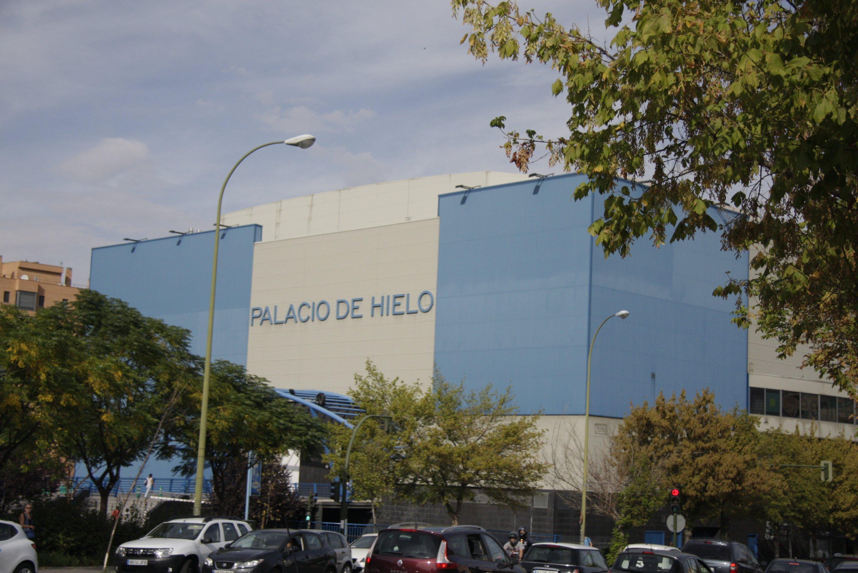 Palacio de Hielo Madrid