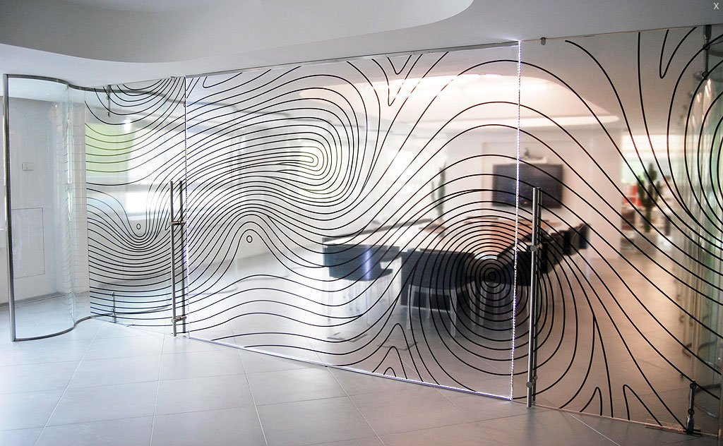 Trabajos con vidrio