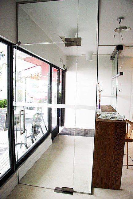 espacios en vidrio restaurante madrid