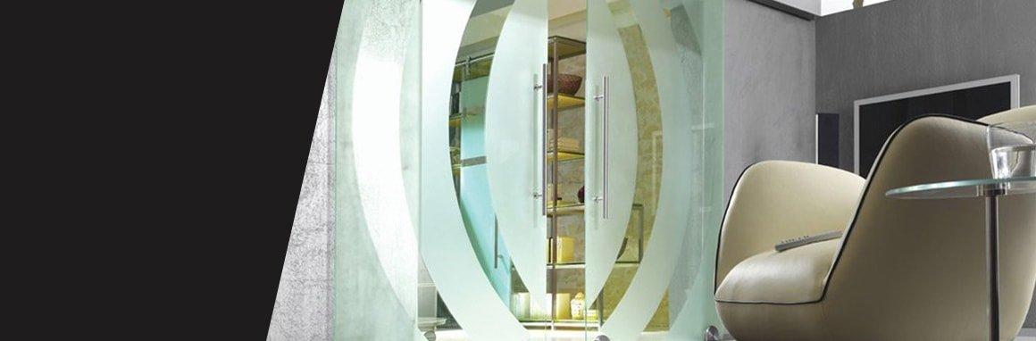 Vidrio en residencias, comercios y oficinas