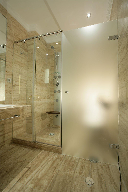 amparas de ducha y baño vetrolux