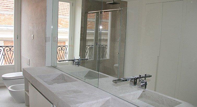 Mamparas de bano y ducha en Madrid