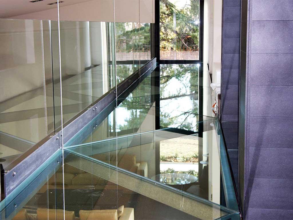 suelos de cristal en madrid