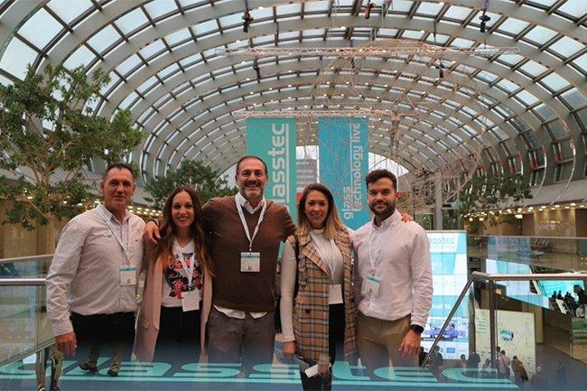 Vetrolux en Glasstec 2018, Feria de la industria del vidrio y cristal